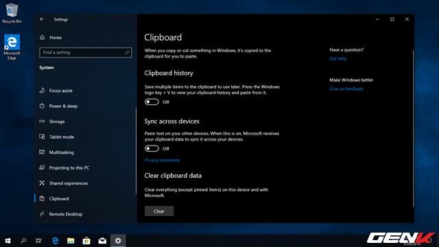 Trải nghiệm Windows 10 October 2018: File Explorer có chế độ nền tối, hiệu suất cải thiện đáng kể - Ảnh 23.