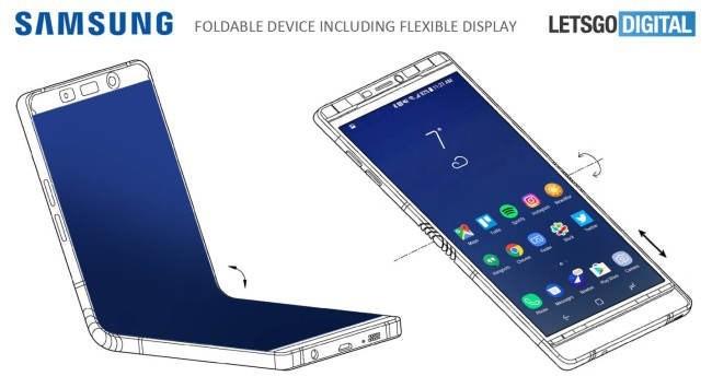 Việc Samsung ra mắt Galaxy X trong năm nay sẽ dẫn tới gia tăng nhu cầu cho tấm nền OLED dẻo - Ảnh 1.