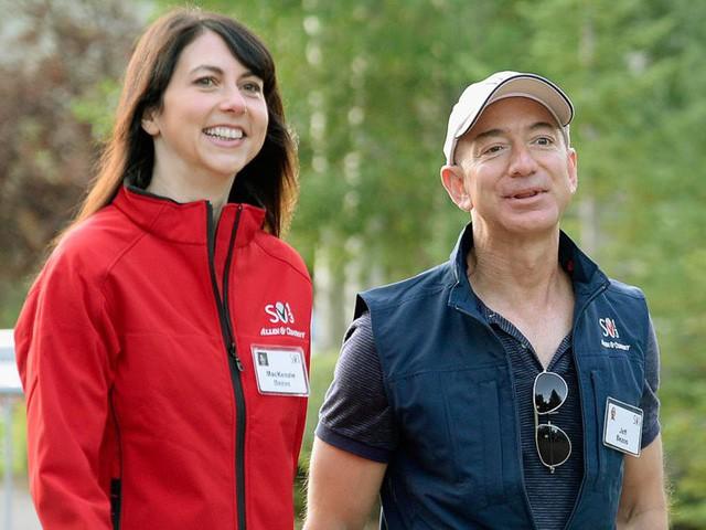 Giàu nhất thế giới, Jeff Bezos vẫn rửa bát sau mỗi bữa tối - Ảnh 4.