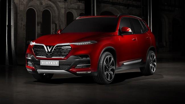 NÓNG: VinFast tung loạt ảnh và video chính thức của SUV và sedan sắp trình làng - Ảnh 1.