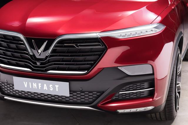 NÓNG: VinFast tung loạt ảnh và video chính thức của SUV và sedan sắp trình làng - Ảnh 5.
