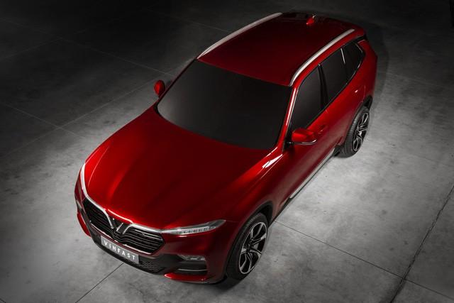NÓNG: VinFast tung loạt ảnh và video chính thức của SUV và sedan sắp trình làng - Ảnh 6.