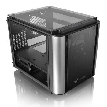 Case máy tính siêu việt Thermaltake Level 20 VT - Gã khổng lồ trong thân hình tí hon - Ảnh 2.