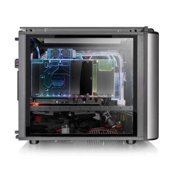 Case máy tính siêu việt Thermaltake Level 20 VT - Gã khổng lồ trong thân hình tí hon - Ảnh 4.