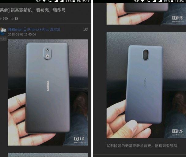 Rỏ rỉ hình ảnh Nokia 1, chạy Android Go, 1 GB RAM, giá 95 USD - Ảnh 1.