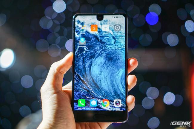 Sharp đưa điện thoại viền siêu mỏng AQUOS S2 vào Việt Nam, giá 6,99 triệu đồng, hấp dẫn hơn hẳn so với hàng xách tay - Ảnh 3.