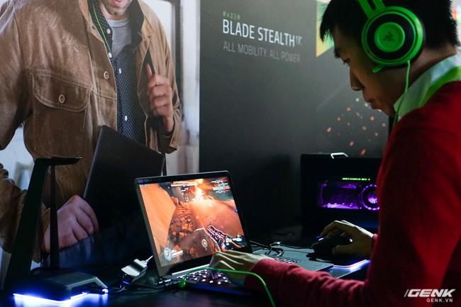 [CES 2018] Bên trong gian hàng của Razer, thiên đường mơ ước của mọi game thủ - Ảnh 3.