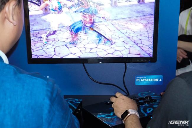 [CES 2018] Bên trong gian hàng của Razer, thiên đường mơ ước của mọi game thủ - Ảnh 10.