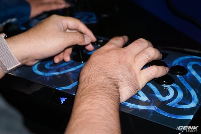 [CES 2018] Bên trong gian hàng của Razer, thiên đường mơ ước của mọi game thủ - Ảnh 14.