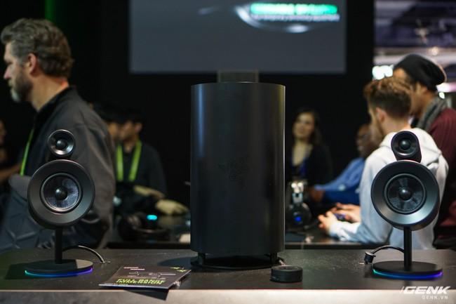 [CES 2018] Bên trong gian hàng của Razer, thiên đường mơ ước của mọi game thủ - Ảnh 15.
