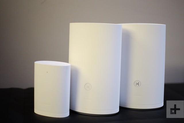 [CES 2018] Huawei trình làng giải pháp WiFi Q2 có tốc độ cực nhanh cho hộ gia đình - Ảnh 1.