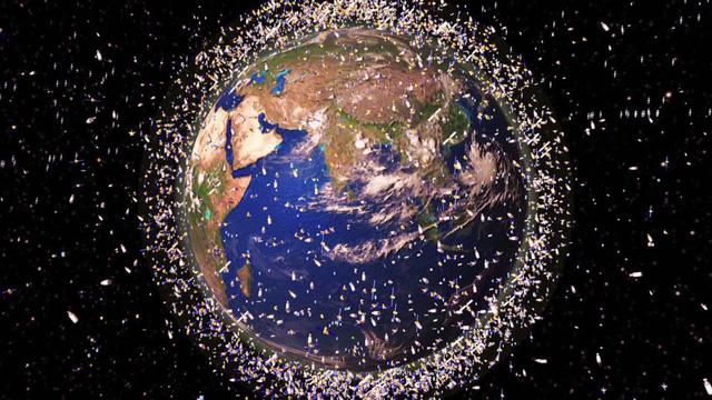 Trung Quốc đề xuất dùng tia laser dọn dẹp rác thải vũ trụ - Ảnh 2.
