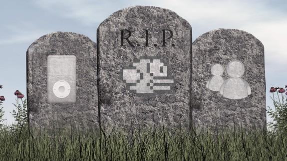 12 công nghệ đã bị khai tử trong năm 2017 - Ảnh 1.