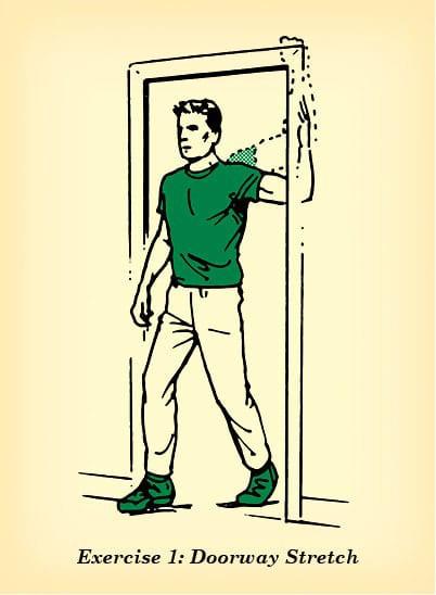 6 động tác đơn giản giúp dân văn phòng chống gù lưng, giữ dáng chuẩn - Ảnh 3.