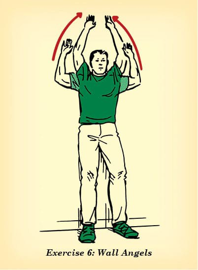 6 động tác đơn giản giúp dân văn phòng chống gù lưng, giữ dáng chuẩn - Ảnh 8.