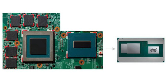 [CES 2018] Intel công bố chip dòng G, quả ngọt của dự án hợp tác với AMD, ra mắt máy tính NUC mới - Ảnh 4.