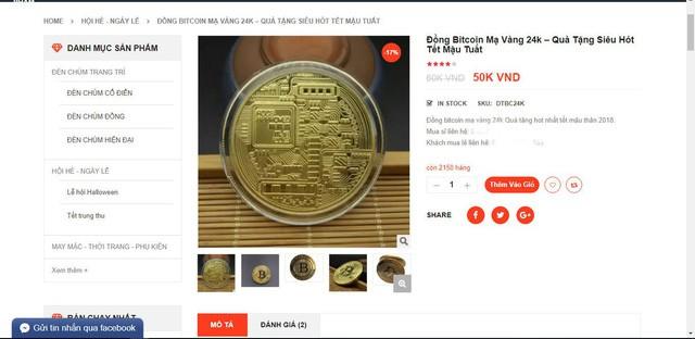 Đồng xu bitcoin giá bạc triệu nay còn vài chục nghìn - Ảnh 1.