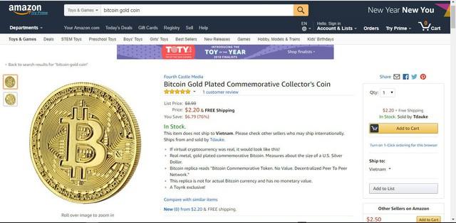 Đồng xu bitcoin giá bạc triệu nay còn vài chục nghìn - Ảnh 2.