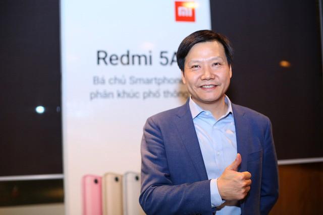 CEO Xiaomi Lei Jun: Mặt bằng giá smartphone sẽ giảm mạnh khi chúng tôi đặt chân đến Việt Nam - Ảnh 1.