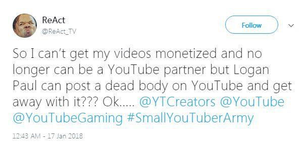 Các YouTuber nói gì khi YouTube đang thảm sát các kênh video nhỏ lẻ? - Ảnh 2.