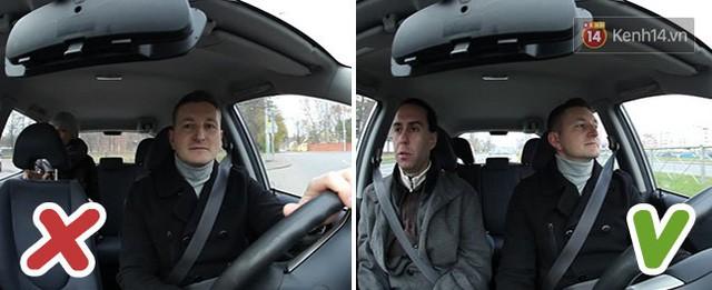 7 phép lịch sự khi ngồi trên ô tô mà bất kỳ ai cũng nên biết một chút - Ảnh 1.