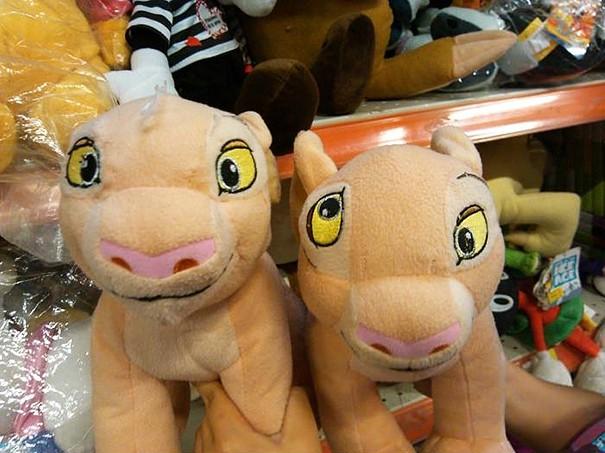 [Vui] Chết cười với những món đồ chơi đã thiết kế lỗi lại còn xấu xí như một cơn ác mộng - Ảnh 10.