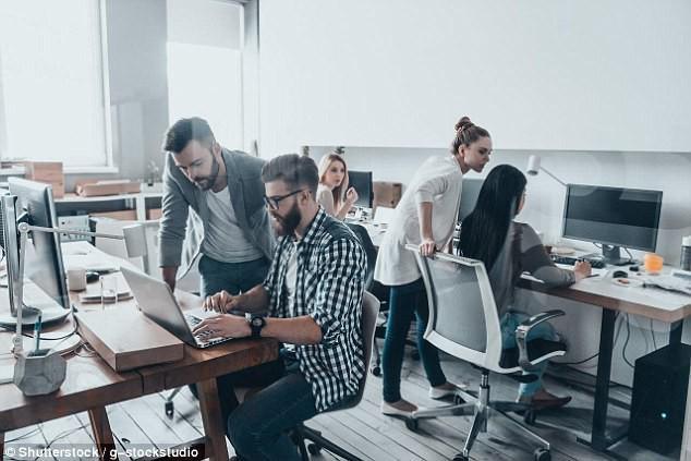 Cảm thấy khốn khổ vì công việc? Bạn có thể là nạn nhân của kiểu thiết kế văn phòng này - Ảnh 3.