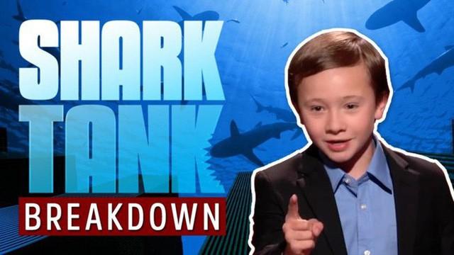 Cậu bé 10 tuổi gây choáng vì vay được 50.000 USD chỉ với quầy nước chanh trong Shark Tank phiên bản Mỹ - Ảnh 4.