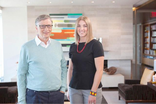 Tỷ phú Bill Gates tiết lộ 5 người hùng cứu thế giới truyền cảm hứng sống cho ông mỗi ngày - Ảnh 5.