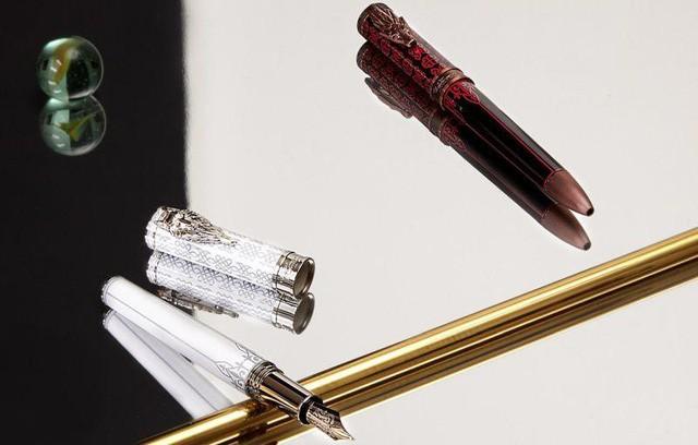 Câu chuyện lịch sử đằng sau những cây bút viết chế tác thủ công nổi tiếng thế giới - Ảnh 6.