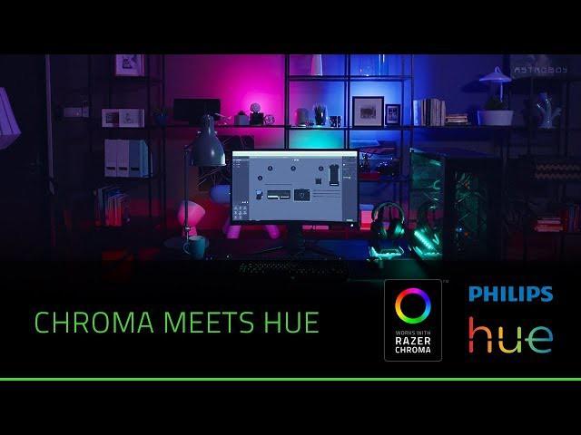 [CES 2018] Razer kết hợp cùng Philips Hue để biến căn phòng của bạn trở thành một buổi hòa âm ánh sáng với đèn LED RGB đồng bộ - Ảnh 2.