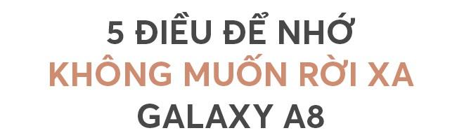 Đánh giá Galaxy A8: 4 điểm để yêu, 5 điều để nhớ - Ảnh 14.