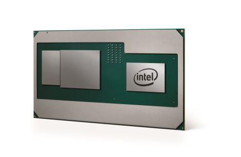 [CES 2018] Intel công bố chip dòng G, quả ngọt của dự án hợp tác với AMD, ra mắt máy tính NUC mới - Ảnh 1.