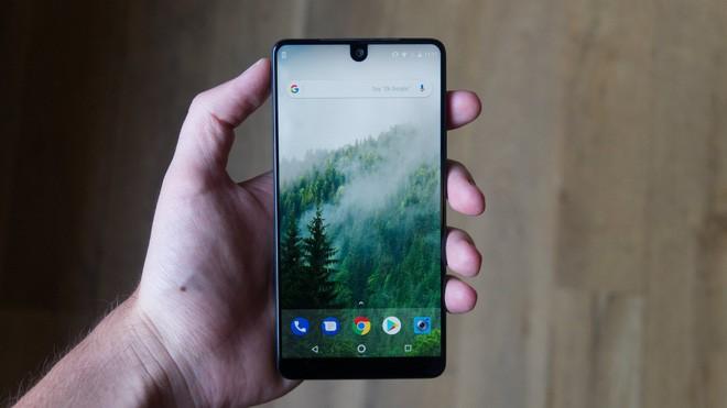 Chiếc smartphone khai sinh ra trào lưu màn hình tai thỏ vừa bị khai tử - Ảnh 1.