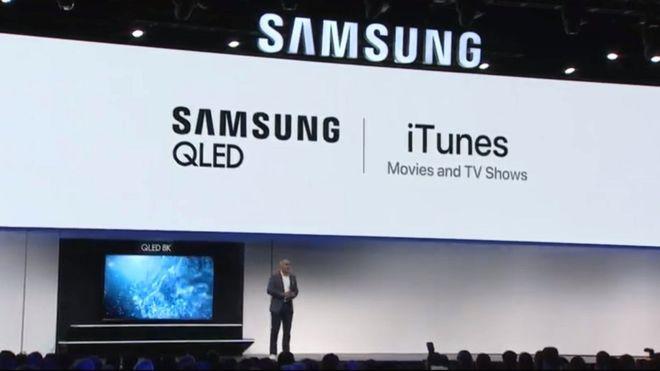 Đừng ngạc nhiên khi Apple đưa iTunes lên TV Samsung, lịch sử Apple từng nhiều lần như vậy - Ảnh 1.