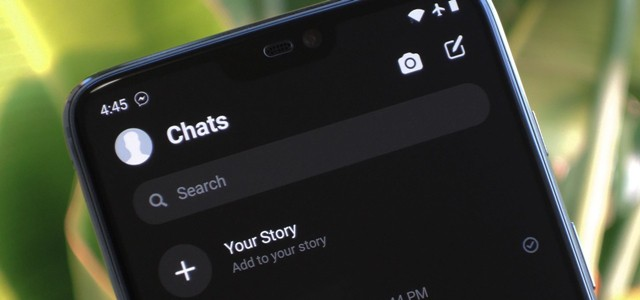Cách kích hoạt chế độ nền tối cho Facebook Messenger trên Android - Ảnh 1.