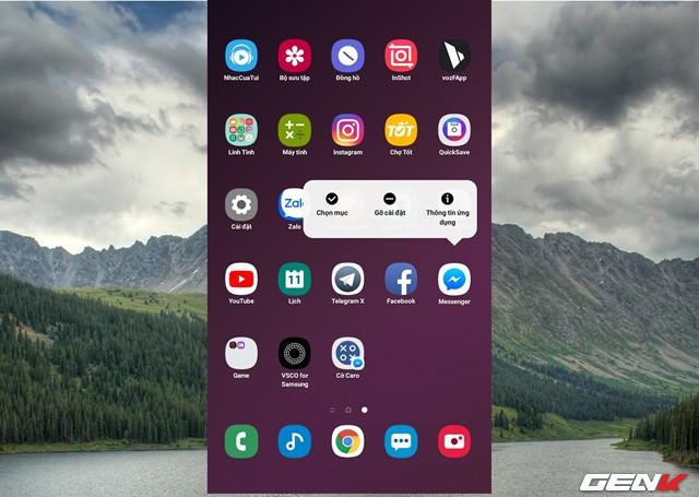 Cách kích hoạt chế độ nền tối cho Facebook Messenger trên Android - Ảnh 2.