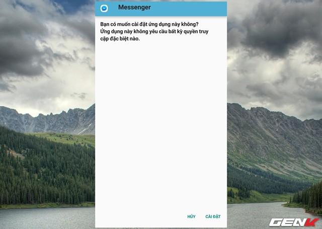 Cách kích hoạt chế độ nền tối cho Facebook Messenger trên Android - Ảnh 3.