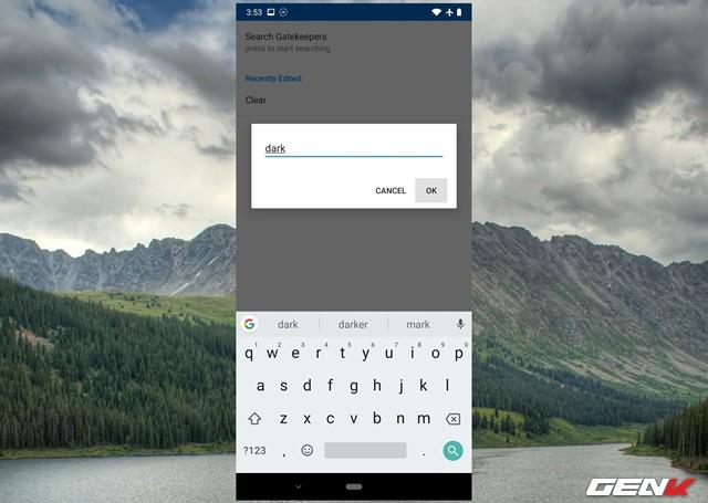 Cách kích hoạt chế độ nền tối cho Facebook Messenger trên Android - Ảnh 8.