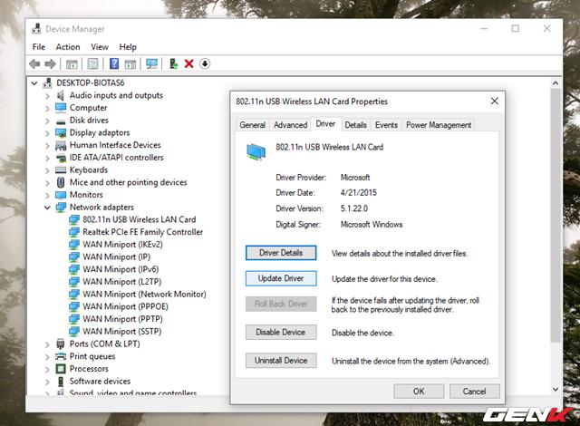 10 Gợi ý khắc phục lỗi Wi-Fi vô cùng đơn giản hay gặp trên Windows 10 - Ảnh 11.