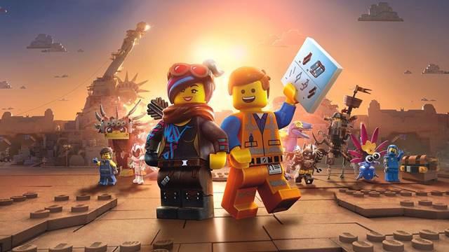 Cùng gặp lại Aquaman và Wonder Woman trong cuộc tổng tiến công giải cứu vũ trụ của The Lego Movie 2 - Ảnh 2.