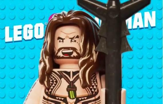 Cùng gặp lại Aquaman và Wonder Woman trong cuộc tổng tiến công giải cứu vũ trụ của The Lego Movie 2 - Ảnh 3.