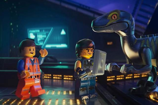 Cùng gặp lại Aquaman và Wonder Woman trong cuộc tổng tiến công giải cứu vũ trụ của The Lego Movie 2 - Ảnh 4.
