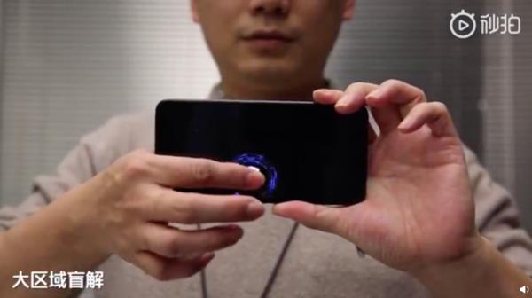 Xiaomi ra mắt công nghệ cảm biến vân tay dưới màn hình hoàn toàn mới - Ảnh 1.