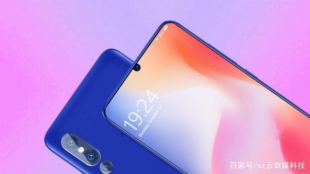 Ngắm concept Xiaomi Mi 9 với camera sau 48MP, màn hình không viền cùng giọt nước cực nhỏ - Ảnh 1.