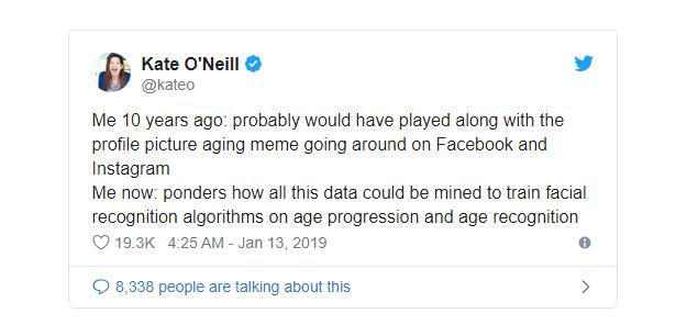 """Đây là lý do """"10 Years Challenge - Thử thách 10 năm"""" xuất hiện tại mọi ngóc ngách trên Internet - Ảnh 5."""