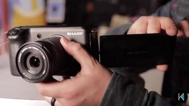 Sharp sắp sản xuất mirrorless 8K nhưng giá của nó không hề rẻ chút nào, lên tới 5000 USD? - Ảnh 4.