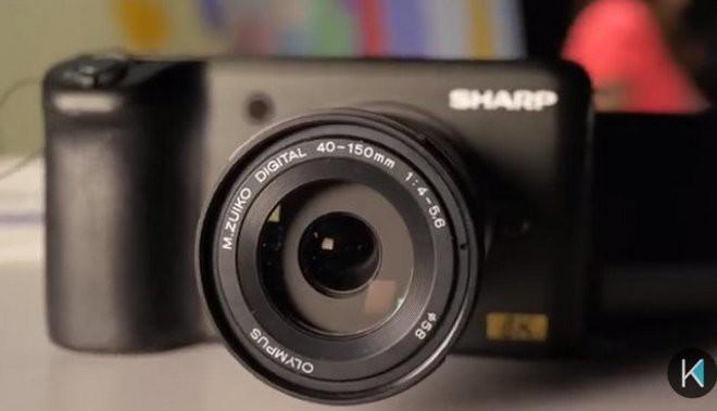 Sharp sắp sản xuất mirrorless 8K nhưng giá của nó không hề rẻ chút nào, lên tới 5000 USD? - Ảnh 3.
