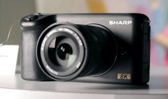 Sharp sắp sản xuất mirrorless 8K nhưng giá của nó không hề rẻ chút nào, lên tới 5000 USD? - Ảnh 1.