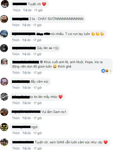 LMHT: Đánh bại SGD với đội hình trẻ nhất lịch sử, fan hâm mộ GAM Esports không giấu nổi cảm xúc hạnh phúc đến run người - Ảnh 3.